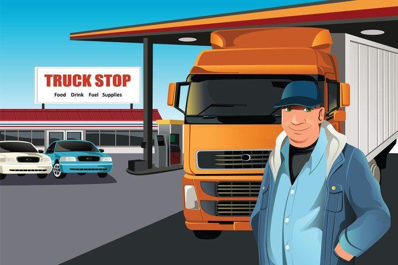truck drivers make money