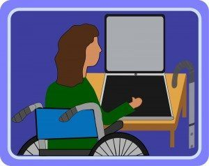 work online physically disabled