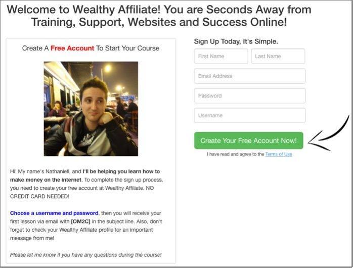 learn make money online signup