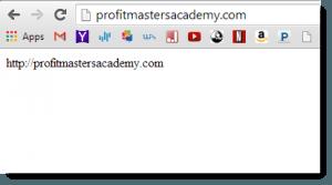 profit masters no domain