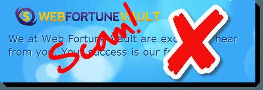 web fortune vault logo