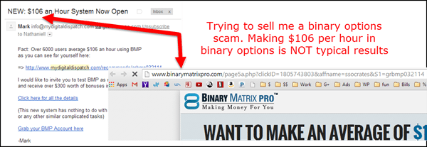 mdd binary options