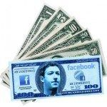 get paid to use facebook