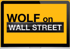 wolf on wall street review