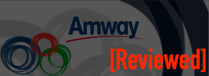amway essay 6 36 strategic information systems: examples and analysis 37 implementing and sustaining sis minicases: (1) cisco systems/ (2.