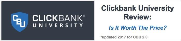 clickbank university 2.0 new logo