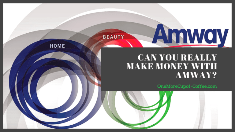make money amway