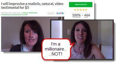 millionaire fake1