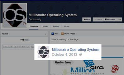 millionaire os scam