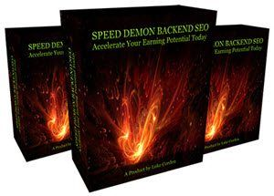 Speed Demon Backend SEO