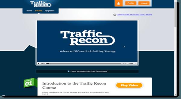 Matt Cullen's Traffic Recon