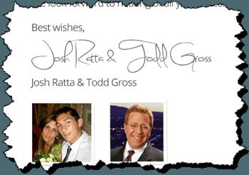 Todd Gross and Josh Ratta