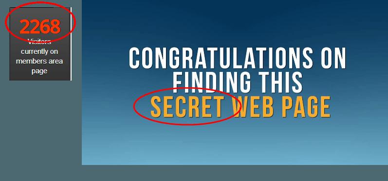 Secret? Really?