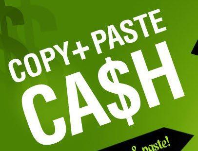 Copy Paste Cash
