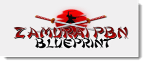 Zamurai PBN Blueprint Logo
