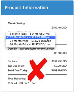 cloud pro hosting