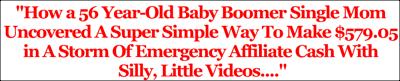 emergency cash silly vids