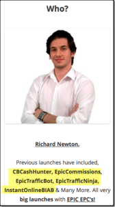 richard newton products