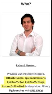 richard newton products