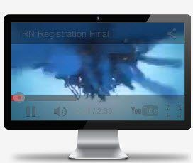Registration Page Video