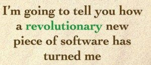 Revolutionary?