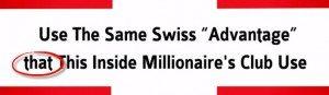 Swiss 'Advantage'