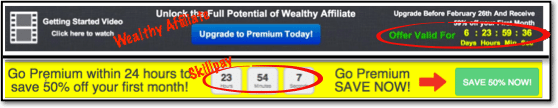 Wealthy Affiliate Skillpay Upgrade2
