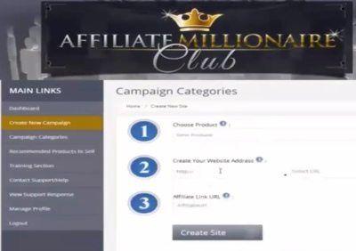 affiliate millionaire club members