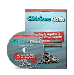 clicksure cash review
