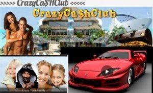 crazy cash club home