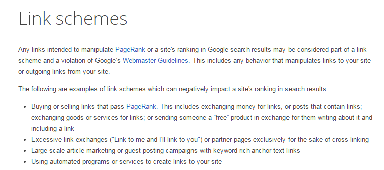 Read it for yourself (https://support.google.com/webmasters/answer/66356?hl=en)