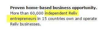 Independent Entrepreneurs