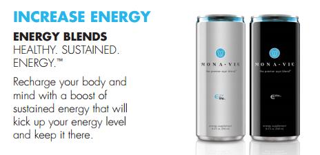 Energy Blends