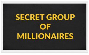 Secret group of millionaires