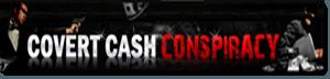 covert cash conspiracy logo