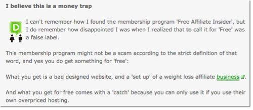 fas money trap