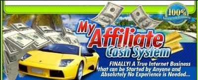 my affiliate cash system