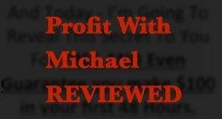 Profit With Michael Is Another Beeson Hosting Ripoff