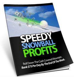 speedy snowball profits review