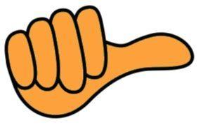 thumb side