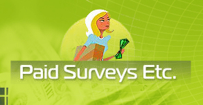 Paid Surveys Etc.