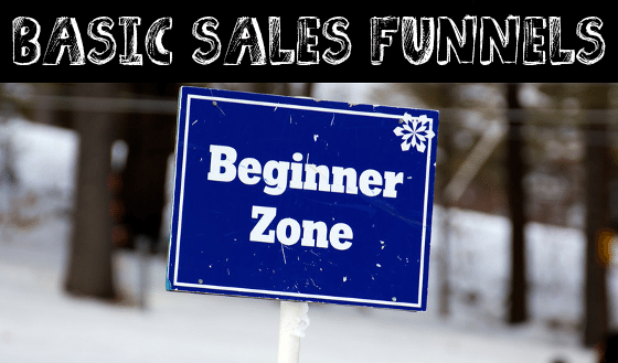 Basic Sales Funnels Niche Marketing