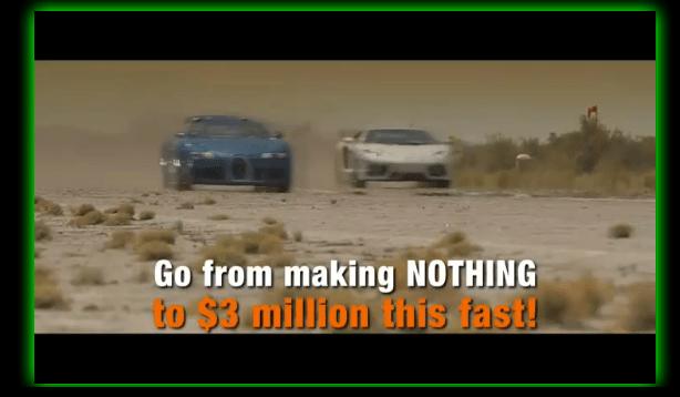 $3 million