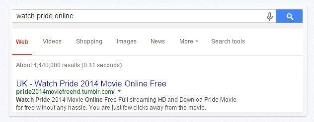 Watch Pride Online