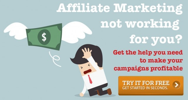 Affiliate Marketing Not Working CTA