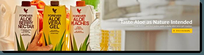 Drinkable Aloe Vera