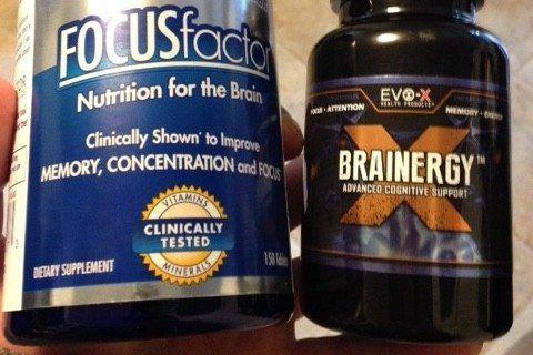 focus factor brainergy x