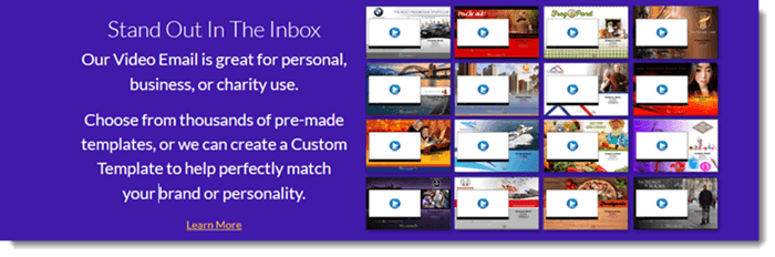 Stand Out In The Inbox With Video Email