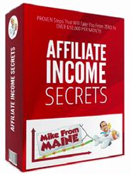 affiliate income secrets