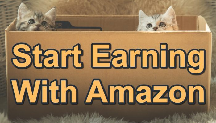 Start Making Money With Amazon